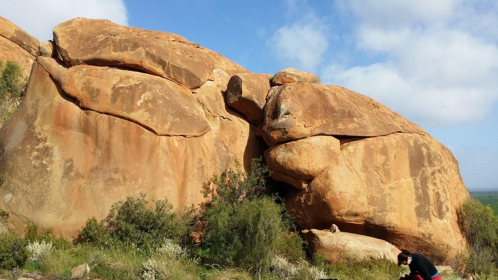 Eaglestone Rocks, Rock Climbing