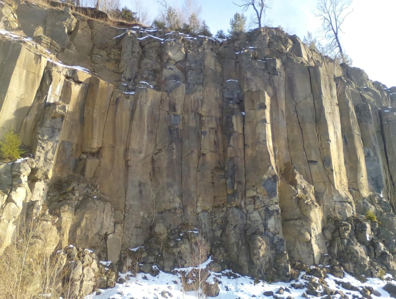 Klettersteig Quarzit Wand : Burgfelsen neuhaus u2013 dav karlsbad